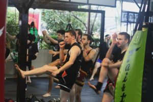 Business Of Muay Thai Camp For Fitness In Thailand